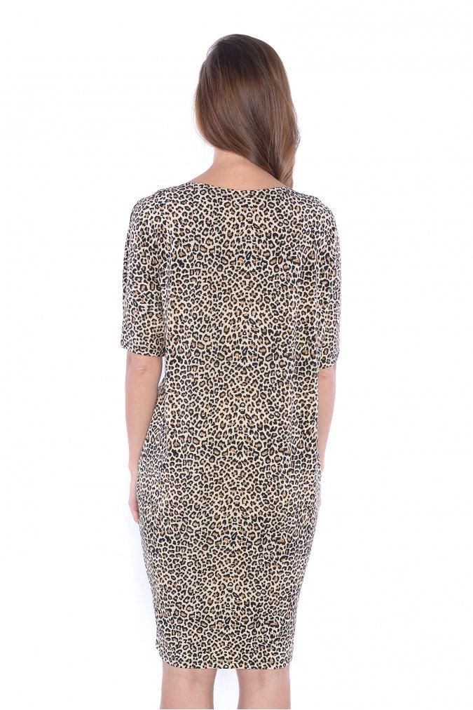 Sukienka-plus-size-xl-xxl-dla-puszystych-SURI-panterka-S-4XL-centki-tyl