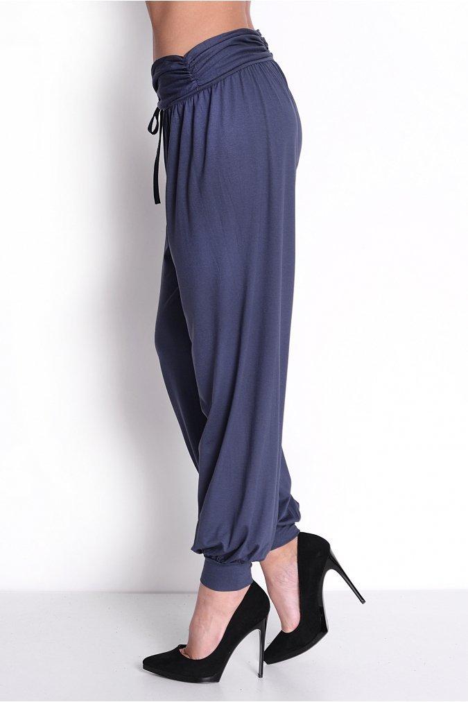 Spodnie-damskie-PLUS-SIZE-XXL-XXXL-ALLADYNKI-grafitowe-dlugie-luzne-bok