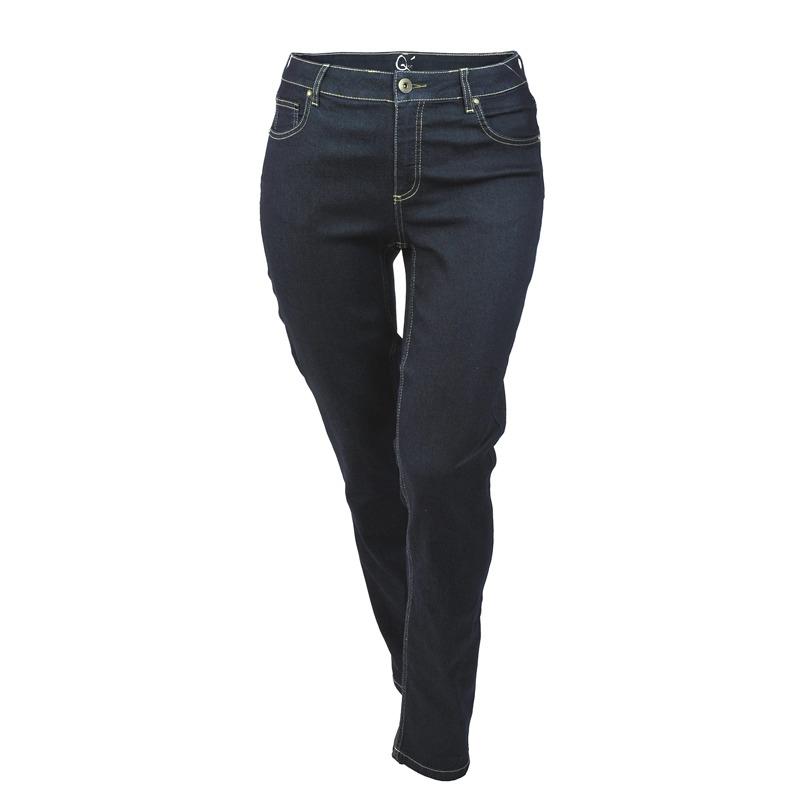 Spodnie-damskie-xl-xxl-dla-puszystych-JEANS-PLUS-SIZE-44-OLA-granatowe-klasyczne-dlugie-nogawki