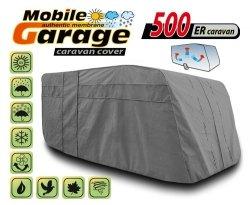 Pokrowiec na przyczepę kempingową Mobile Garage 500ER, Dł. 475-500 Cm
