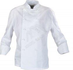 Bluza Kucharska długi rękaw - kolor biały