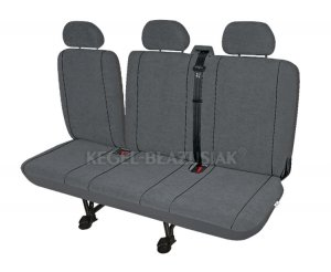 Pokrowiec do samochodów dostawczych Delivery Van ELEGANCE DV3 SPLIT