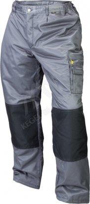 Spodnie Work do pasa ocieplane