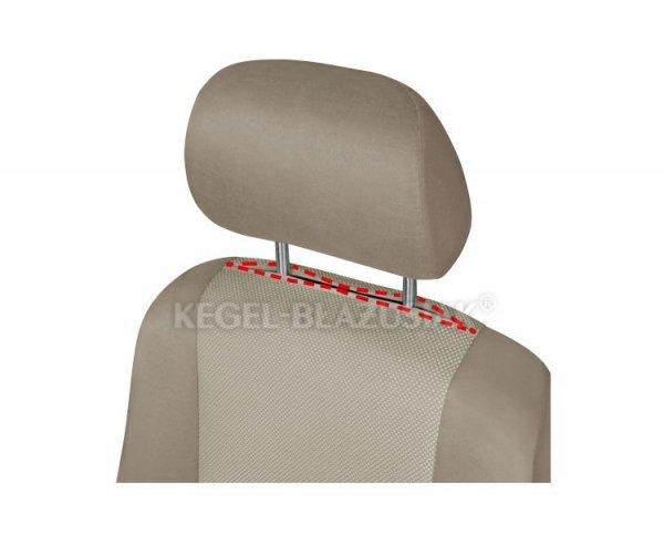 Pokrowiec MARS na przednie fotele rozm. M,L,XL