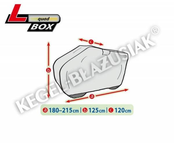 Pokrowiec na QUAD rozmiar L Box