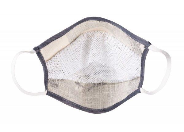 Maseczka wielkokrotnego użytku z filtrem