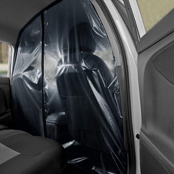 Kurtyna higieniczna do samochodów Taxi