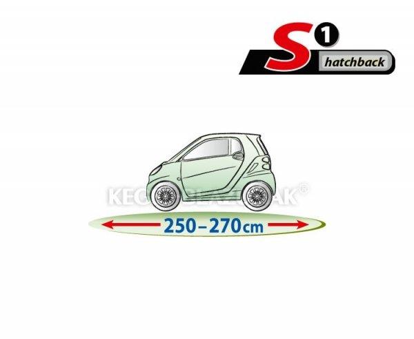 Pokrowiec na samochód Mobile Garage S1 Smart Hatchback