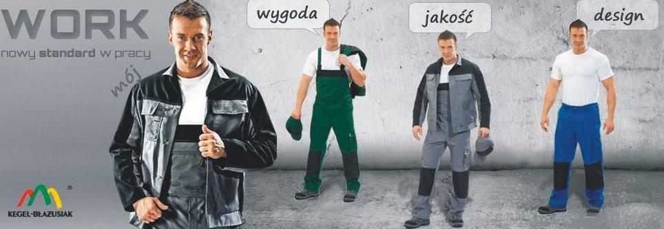 Sklep Internetowy Wyrobów Kegel Błażusiak - Pokrowce, odzież BHP