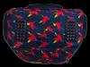 Plecak wczesnoszkolny ST.RIGHT w tęczowe ptaki, RAINBOW BIRDS BP26 (22502)