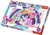 TREFL Puzzle MAXI 24 el. My Little Pony, Szczęśliwe kucyki (14269)