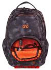 Plecak CoolPack SMASH w kolorowe paski, FLASHING LAVA 944 (70393)