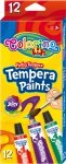Farby tempera w tubkach COLORINO (68420PTR)