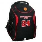 Plecak szkolny młodzieżowy BASKETBALL (PL17BB02)