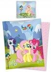 Komplet pościeli pościel My Little Pony Kucyki 140 x 200 cm (MLP30DC)