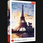 TREFL Puzzle 1000 el. Paryż o świcie (10394)