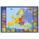 Podkład oklejany na biurko MAPA UNII EUROPEJSKIEJ (POUE)