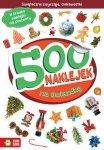 500 naklejek na Gwiazdkę (39666)