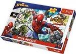 TREFL Puzzle 200 el. Spiderman, Urodzony bohater (13235)