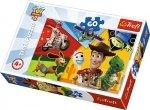 TREFL Puzzle 60 el. Stworzeni do zabawy, Toy Story (17325)