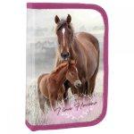 Piórnik z wyposażeniem I LOVE HORSES Konie (PWJKO18)