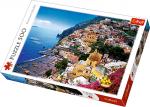 TREFL Puzzle 500 el. Positano, Wybrzeże Amalfickie, WŁOCHY (37145)