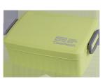 CoolPack śniadaniówka CP SNACK LEMON GREEN, zielona (93408CP)