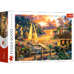 TREFL Puzzle 6000 el. Łapiąc sny (65005)