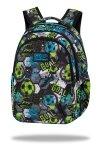 Plecak wczesnoszkolny CoolPack JOY S 21L piłka nożna, FOOTBALL (C48230)
