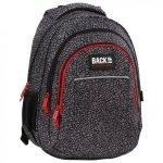 Plecak szkolny młodzieżowy BackUP SKÓRA SŁONIA (PLB2H38)