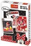TREFL Gra karty PIOTRUŚ, Minnie (08294)