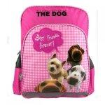 Plecak szkolny z psem PIES PIESEK The Dog (PL15TDRA)