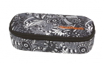 Piórnik CoolPack CAMPUS czarno białe wzory do kolorowania, BLACK LACE 1076 (80514)