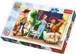 TREFL Puzzle 100 el. Bawimy się, Toy Story (16356)