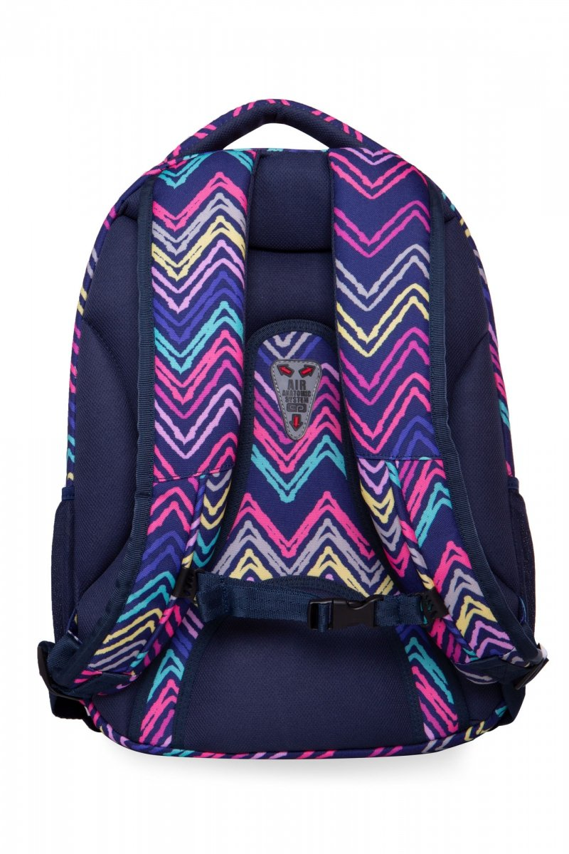 8f6fb30d0cdfa Plecak CoolPack COLLEGE TECH kolorowe wzory