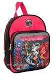 Plecak wycieczkowy, przedszkolny Monster High, licencja Mattel