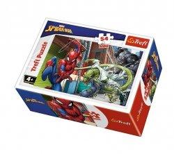 TREFL Puzzle mini 54 el. Spiderman (19608)