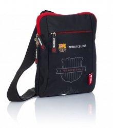 Torba na ramię saszetka FC BARCELONA FC-241 (506019005)