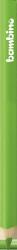Kredka kredki BAMBINO w oprawie drewnianej JASNOZIELONA (03660)