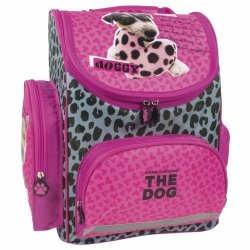Tornister szkolny ergonomiczny THE DOG (TEMBTD33)