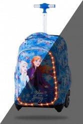 Plecak CoolPack JACK LED na kółkach Kraina Lodu, FROZEN 2 (B52306)