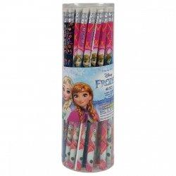 Ołówek z gumką FROZEN Kraina Lodu (OGKL)