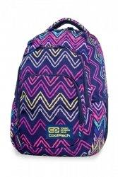Plecak CoolPack VANCE kolorowe wzory, FLEXY (B37103)