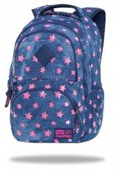 Plecak CoolPack DART 27 L różowe gwiazdy, PINK STARS (C19136)