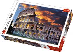 TREFL Puzzle 1500 el. Koloseum, Rzym (26068)