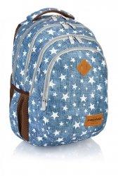 Plecak HEAD gwiazdki na dżinsie DENIM STAR (502018045)