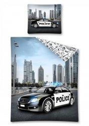 Komplet pościeli pościel POLICJA 160 x 200 cm (2768)