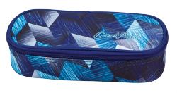 Piórnik szkolny COOLPACK CAMPUS niebieski, FROZEN BLUE 642 (77279)