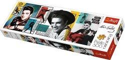 TREFL Puzzle 500 el. PANORAMA Elvis Presley (29510)