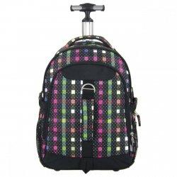 Plecak szkolny młodzieżowy na kółkach (PLM18KA25)